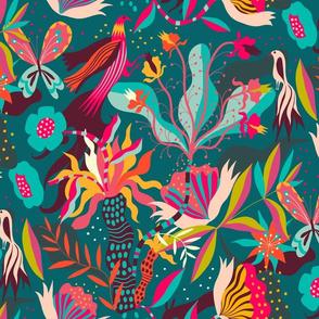 fantastic jungle // medium scale