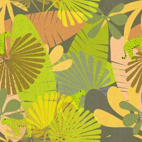 Jungle Vision Green