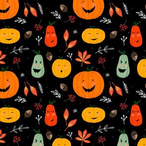 Pumpkin patch cuties