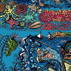 I Sea Real Tropical Fish