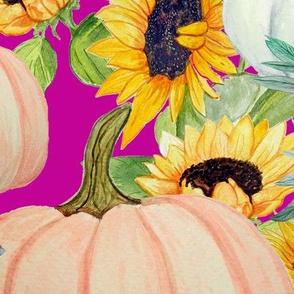 pumpkins and sf.fw so far.fw on lilac.fw