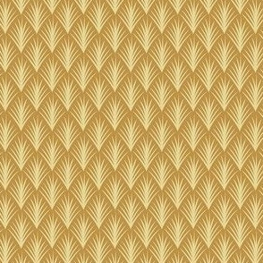 Palm in Mustard