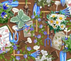 My First Garden–Gardening Love