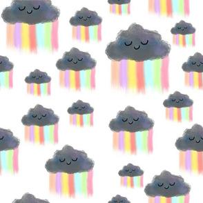 Kawaii Rainclouds