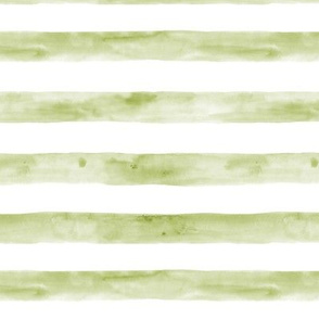 Khaki watercolor stripes