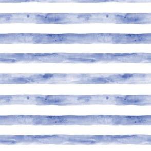 Indigo watercolor stripes p321