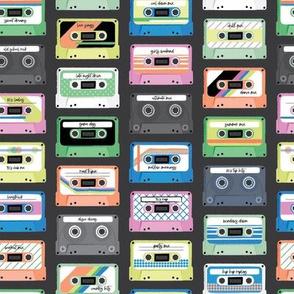 Mix Tapes - Medium Scale