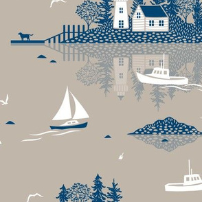 Maine Islands medium