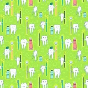Dental Hygienists Tools