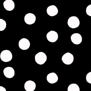 Big Monochrome Cut Out Spots