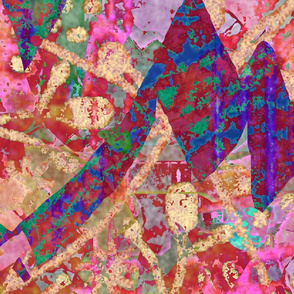 Colorfest: Wild Zig-Zags