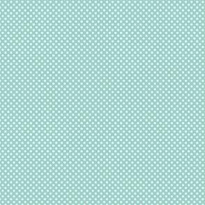 Mini dots | blue green