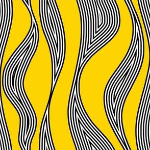 daisies ebony sm
