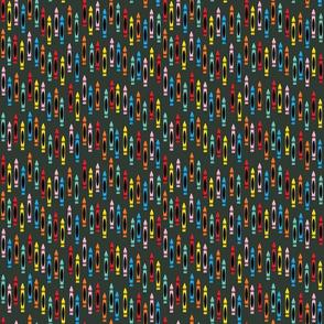 School Colors - Chalkboard