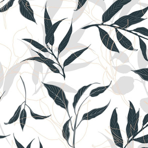 sleek botany