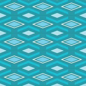 geometric tribe | blue sky