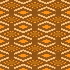 geometric tribe | golden tree