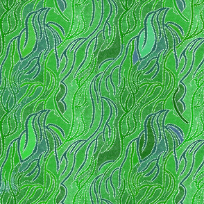 Bali Climbing Ivy - Wallpaper