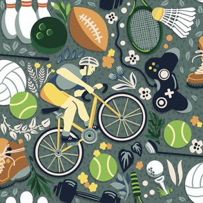 Sports and Leisure Activities