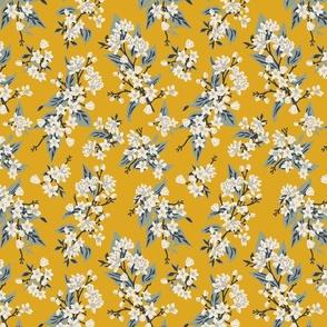Flowers ONLY - Medium - Yellow