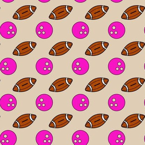 Sports Collection Subpattern 4