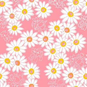 Daisy Garden - Pink Mod