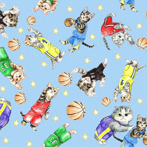 Kitten Basketball