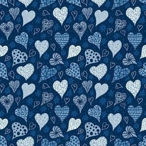 Boho Hearts (s)