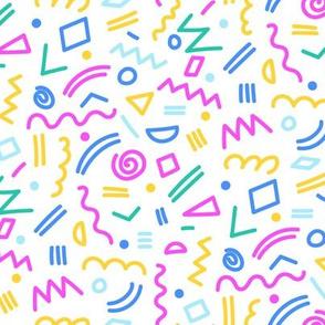 Funky Retro Doodles