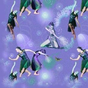Lavender Facets of Modern Dance