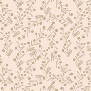 Holly Berry in Blush-5.25x5.25