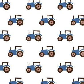 Super cool kids tractor farm truck country side adventures navy blue