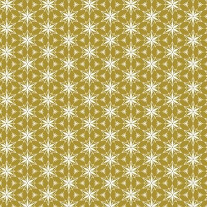 Ornament stars in Green-1.6