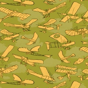 Early Fliers [green]