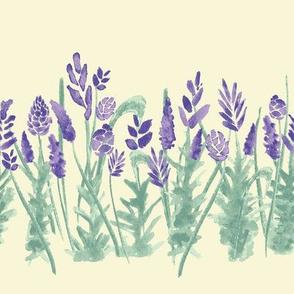 Lavender - Lemon