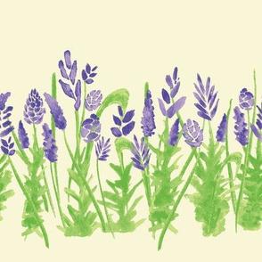 Lavender - Leaf Green