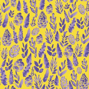 Lavender Little - Lemon