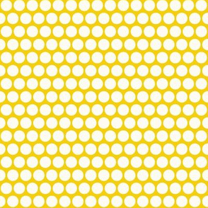 ASHA spot soft white yellow small