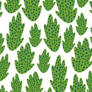 Solstice Frond Green