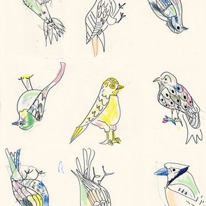 Bunch of Birds