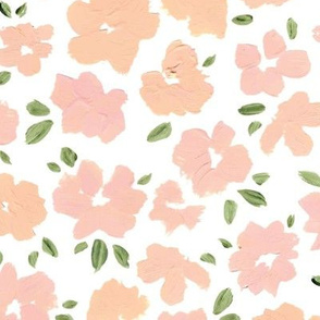 Acrylic Flowers - L