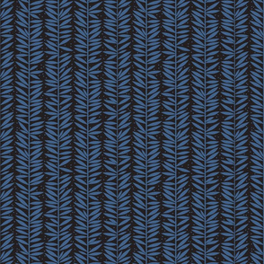 Bamboo in Blue