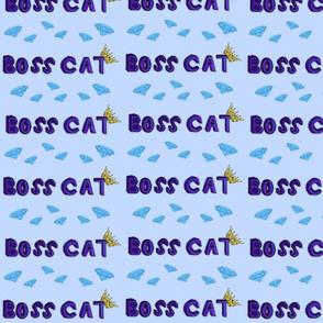 Boss cat #2 -Nalacat collection