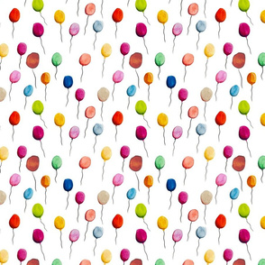 99 colorful balloons