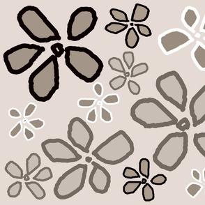 Retro Flowers 5