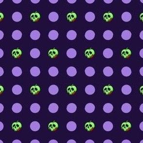 Poison Apple Polka Dot