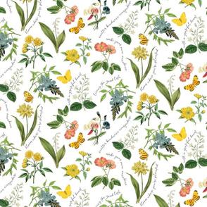 Cottage Charm Garden Whites