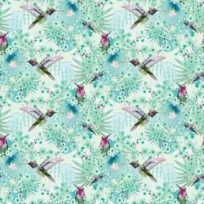 RK Designs hummingbird (1.5 inch bird)