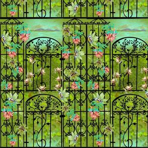 Garden Gate Escape