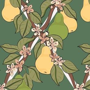 An Abundance of Pears